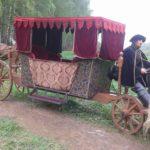 фото исторический возок в аренду kazenkin.ru