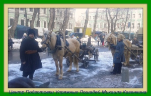 нащи лошади в кино-лошади на праздник kazenkin.ru