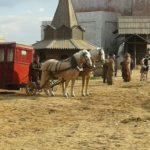 аренда упряжных лошадей пары тройки для кино kazenkin.ru