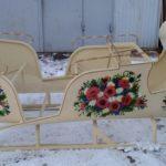 сани для тройки лошадей kazenkin.ru